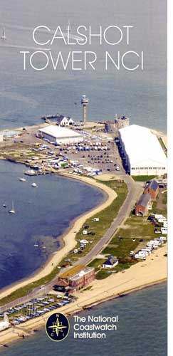 Aerial Photo of Calshot Spit