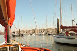 photo of Hamble River